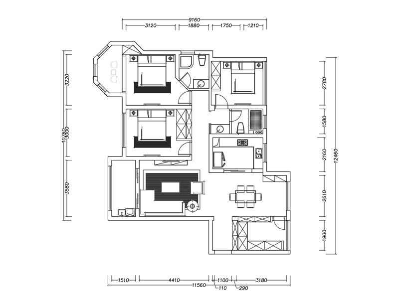 中南御景城5-3108发-Model平面.jpg