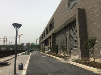 青墩塘110千伏变电站迁建工程位于宝山路东侧,红梅路南侧,东山