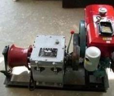 柴油绞磨机的工作状态如何把握的?